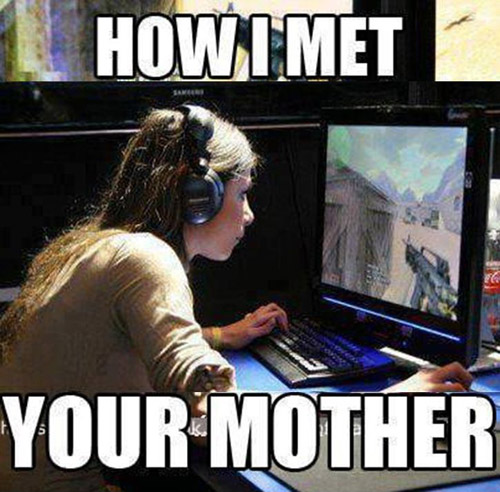 Dating a gamer guys