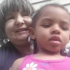 me and great niece
