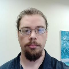 A quick picture of me while at work.