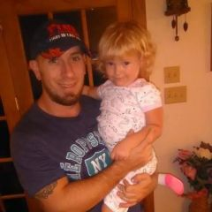 My Daughter Sierra and I