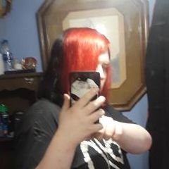 Bit old this was from when my dye job was fresh back in March 2020.